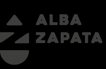 logo alba zapata